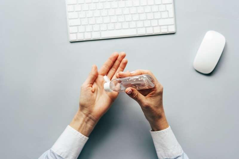Gel hidroalcohólico para manos de carácter cosmético